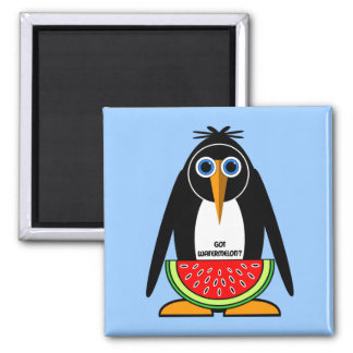 got watermelon fridge magnet