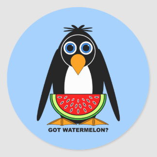 got watermelon sticker