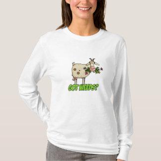 got weeds goat T-Shirt