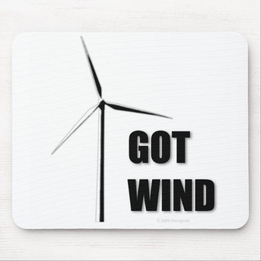 Got Wind - Mouse Pad