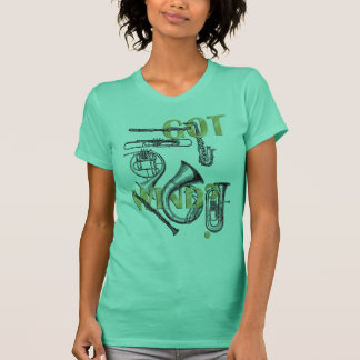 Got Wind Music lovers gear T-Shirt