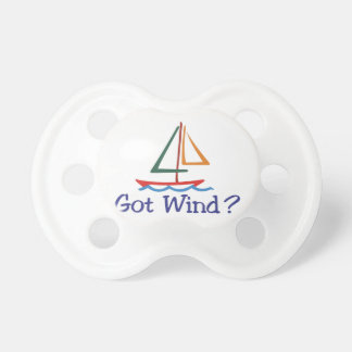 Got Wind? Pacifier