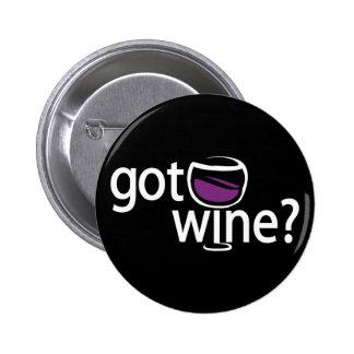 got wine? button