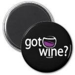 got wine? magnet
