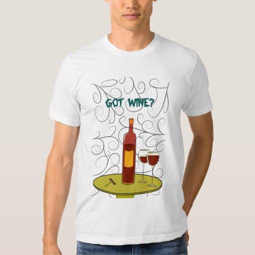 Got Wine? T-shirts