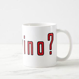 got wino? coffee mug