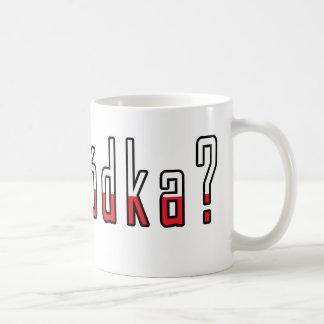 got wodka? Flag Classic White Coffee Mug