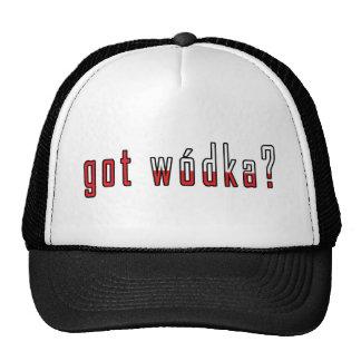 got wodka? Flag Trucker Hat