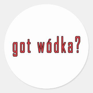 got wodka? stickers