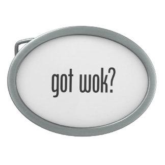got wok belt buckles