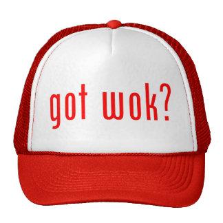 got wok hats