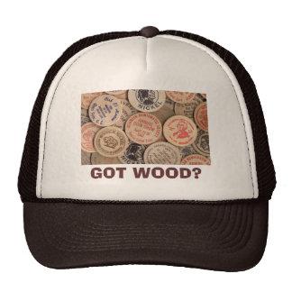 GOT WOOD? Hat
