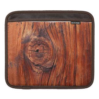 Got wood? iPad sleeves