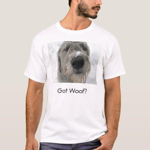 Got Woof T_Shirt
