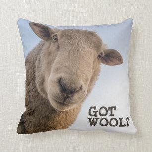 Funny Sheep Home Decor