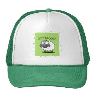 GOT WOOL? Hat