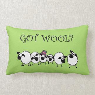 GOT WOOL? Pillow