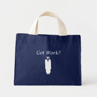 Got Work Canvas Bags