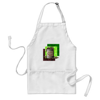 Got Worms? Adult Apron