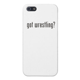 got wrestling? iPhone SE/5/5s case