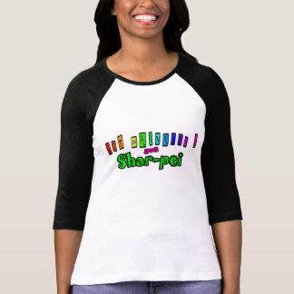 Got Wrinkles? Get Shar-pei! T-Shirt
