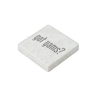 got yams stone magnet