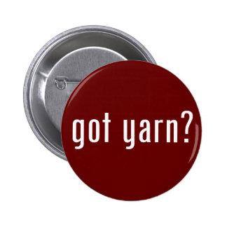 got yarn? buttons