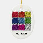 Got Yarn? Ornaments