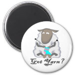 Got Yarn? T-shirts and Gifts. 2 Inch Round Magnet