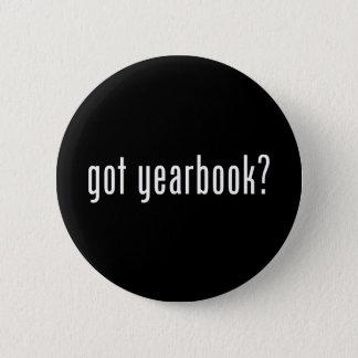 got yearbook? button