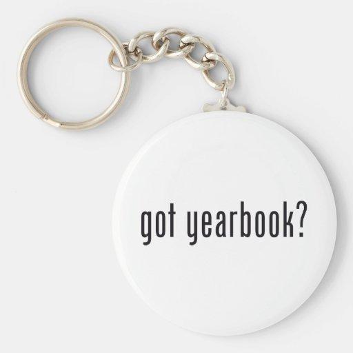 got yearbook? key chain
