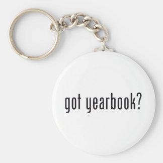 got yearbook? keychain