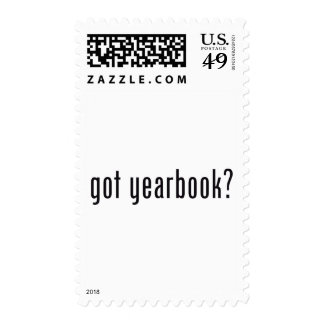 got yearbook? stamps
