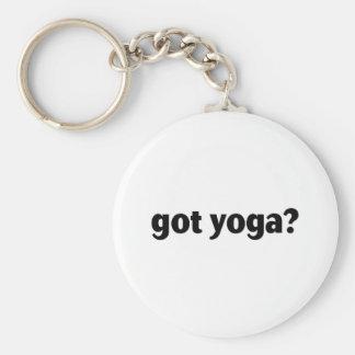 got yoga keychain