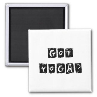 GOT YOGA? MAGNET