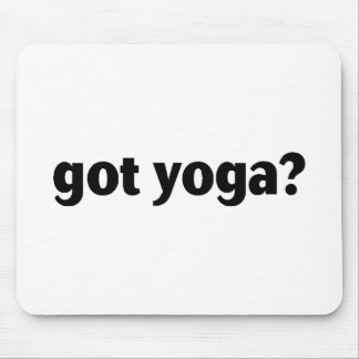 got yoga mouse pad