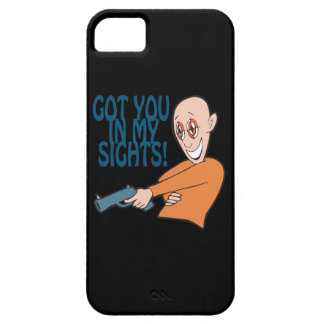 Got You In My Sights iPhone SE/5/5s Case