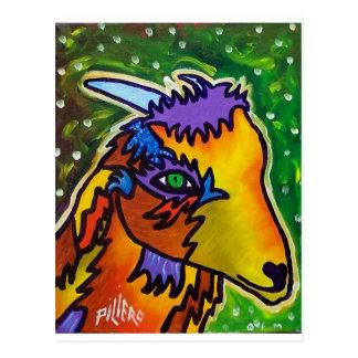 Got Your Goat by Piliero Postcard