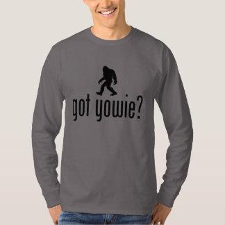Got Yowie? T-shirt