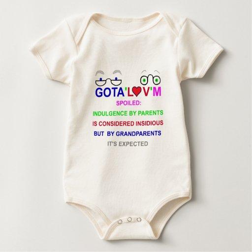 Gota'l♥v'm estropeó trajes de bebé