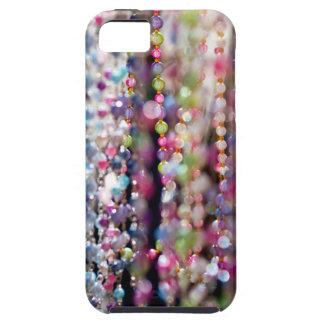 Gotas bling hermosas, caso del iPhone de la iPhone 5 Case-Mate Protector