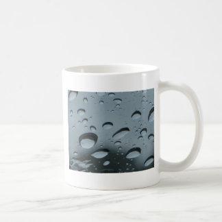 Gotas de agua taza