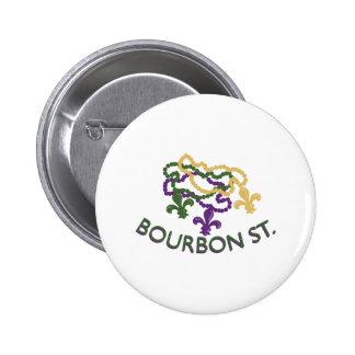 Gotas de Borbón Pin