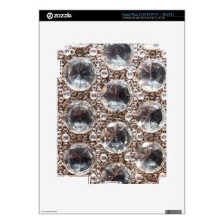 Gotas de cristal tallado iPad 3 skins