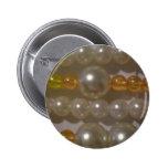 Gotas de la perla pins