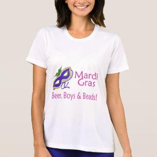 Gotas de los muchachos de la cerveza del carnaval camisetas