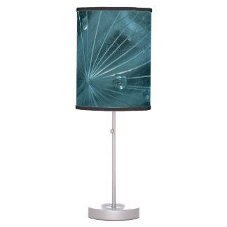 Gotas de rocío lámpara de escritorio