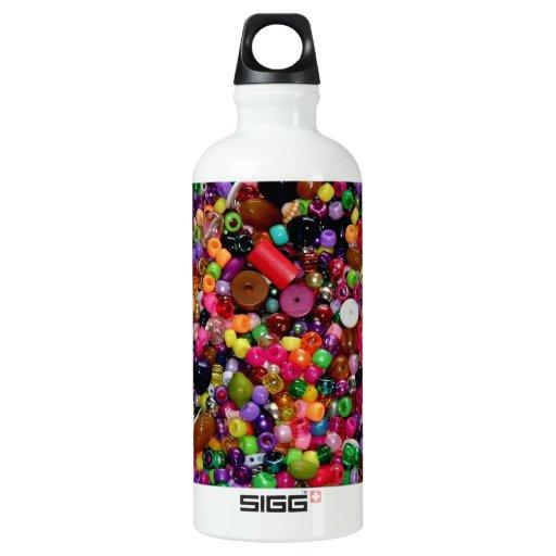 Gotas decorativas multicoloras del arte