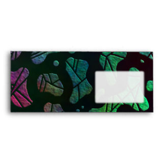 Gotas del arco iris - diseño abstracto colorido