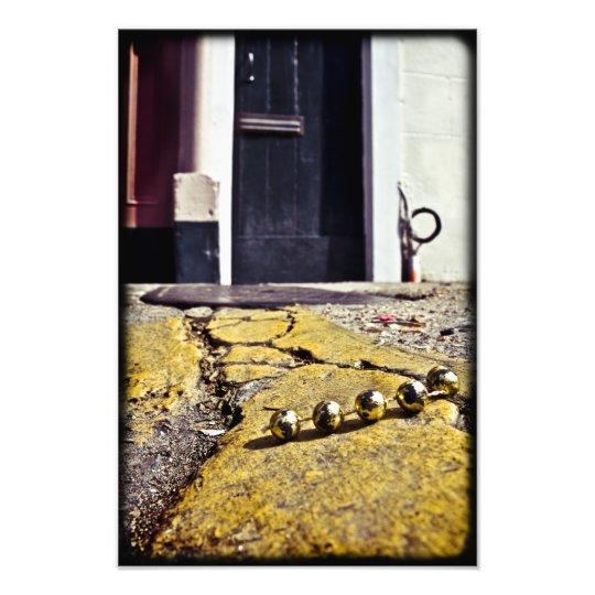 Gotas del fiesta en New Orleans Fotografías